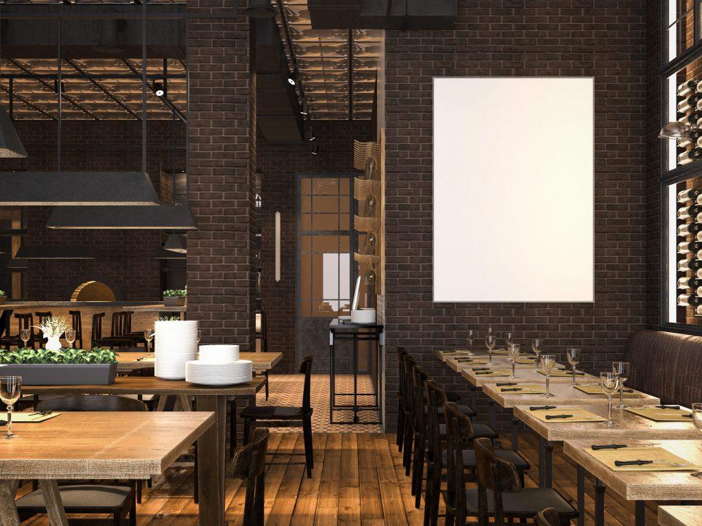 Arredamento Ristorante Steak House