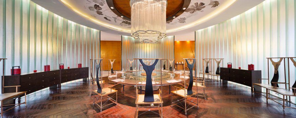 Arredamento Ristorante Stile Lusso Imperiale Hotel