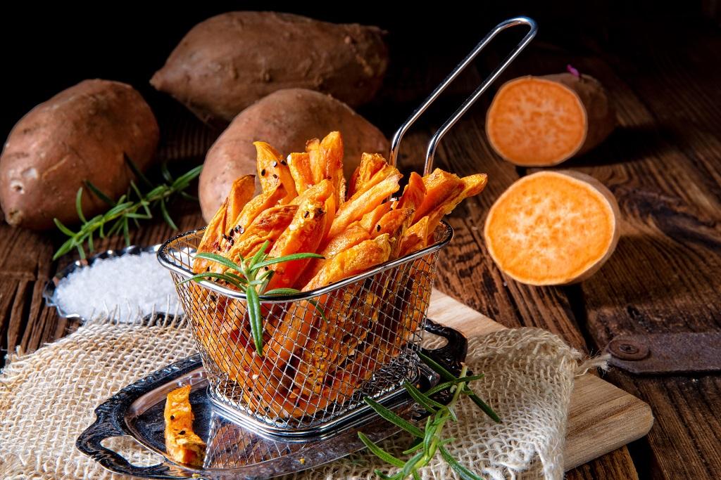finger food patatine