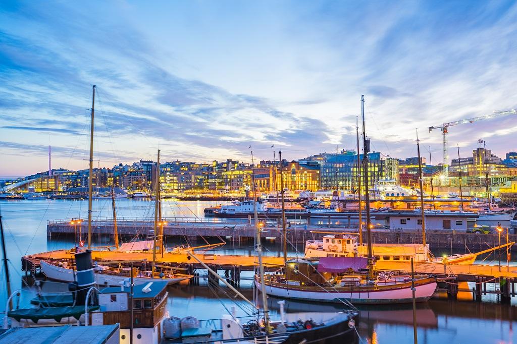 porto di Oslo Novergia