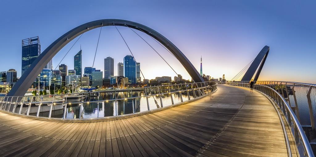 panorama Perth Australia