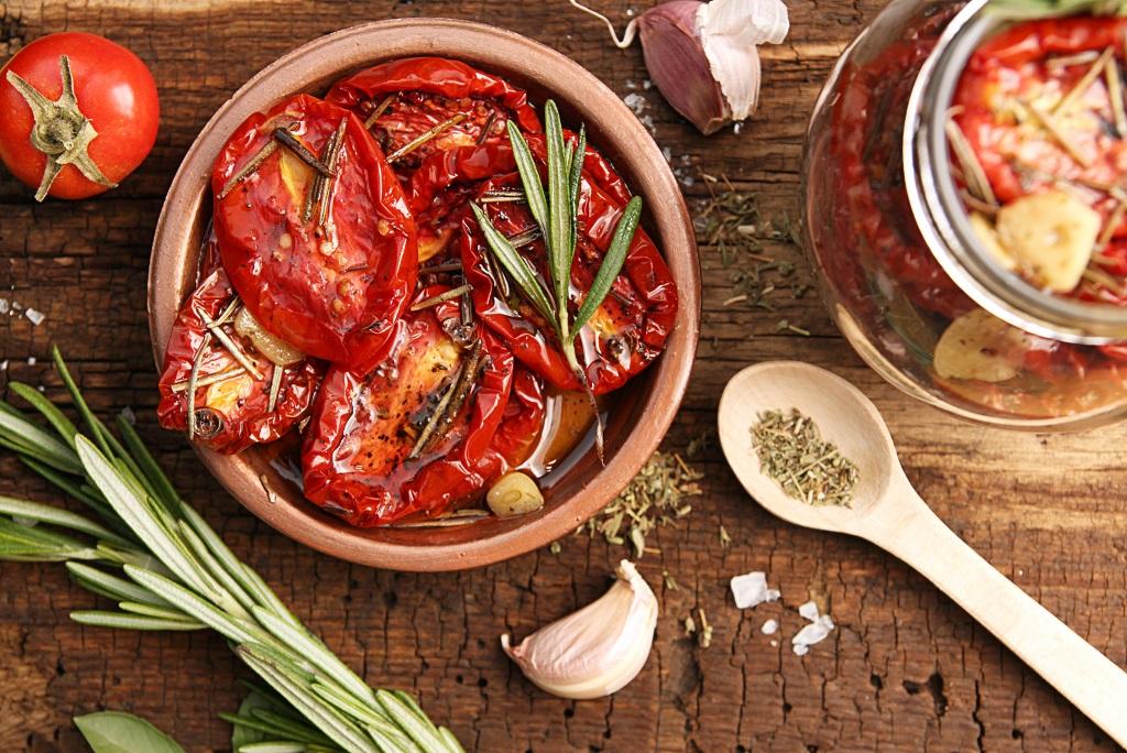 ricetta pomodori secchi